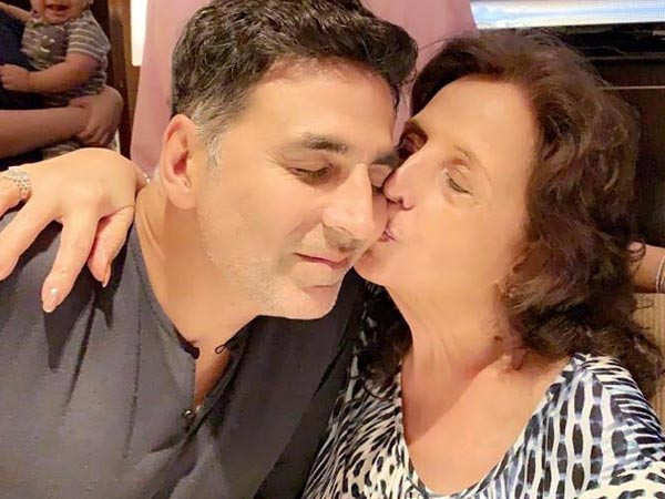 Akshay Kumar says his mother must be singing Happy Birthday from above