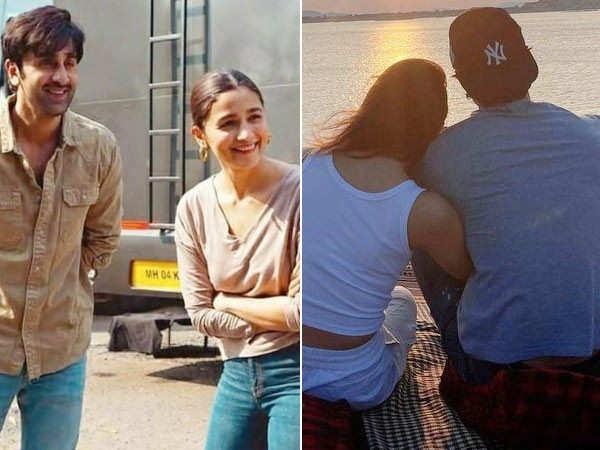 Alia Bhatt calls Ranbir Kapoor her life as they celebrate his birthday together