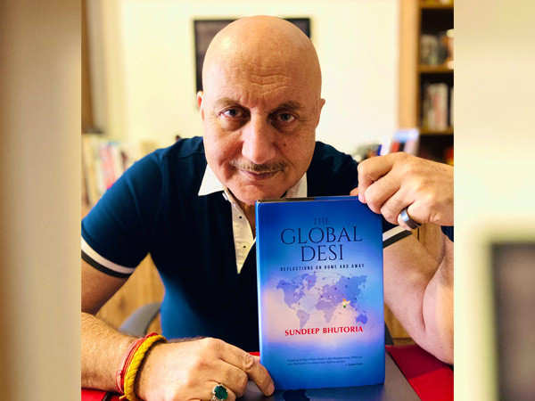 Must-read books recommended by Anupam Kher