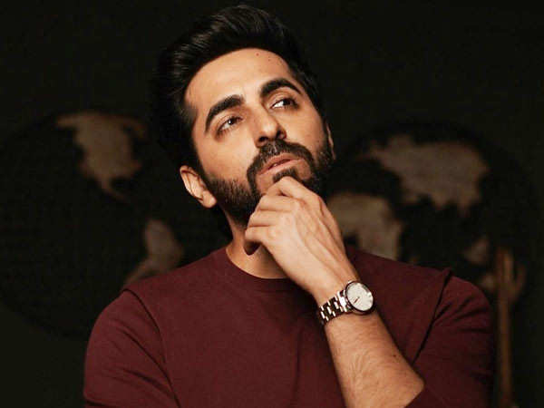 Ayushmann Khurrana reveals what is on his mind