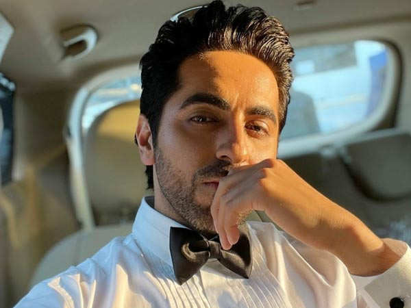 Ayushmann Khurrana excited about his next three films