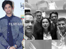 Babil Khan shares some memorable photos of the late Irrfan Khan