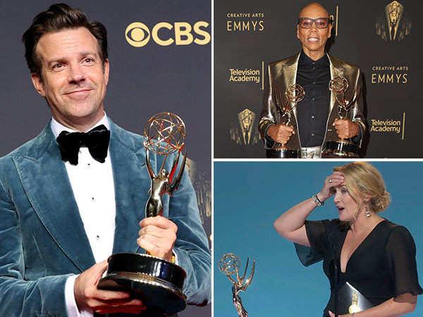 Winners of the 73rd Primetime Emmy Awards