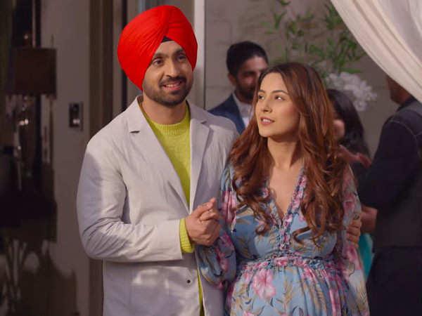 Diljit Dosanjh and Shehnaaz Gill's Honsla Rakh trailer is a laughter fest |  Filmfare.com