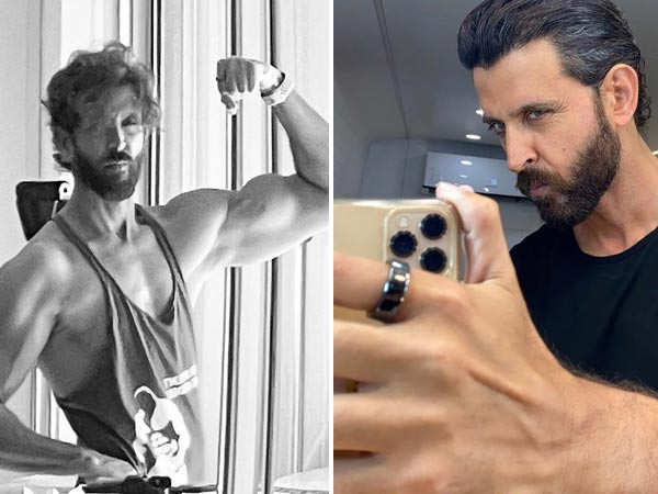 Monday motivation coming your way from Hrithik Roshan