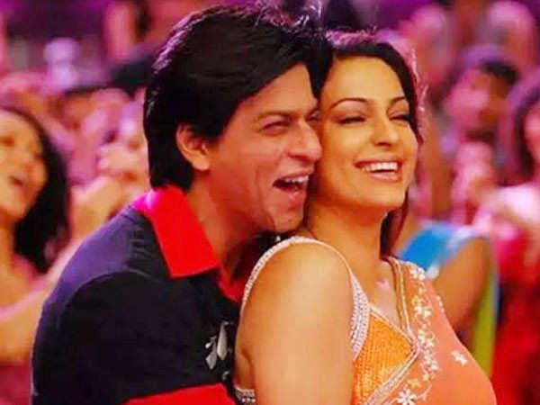 Juhi Chawla shares a fun party memory of Shah Rukh Khan