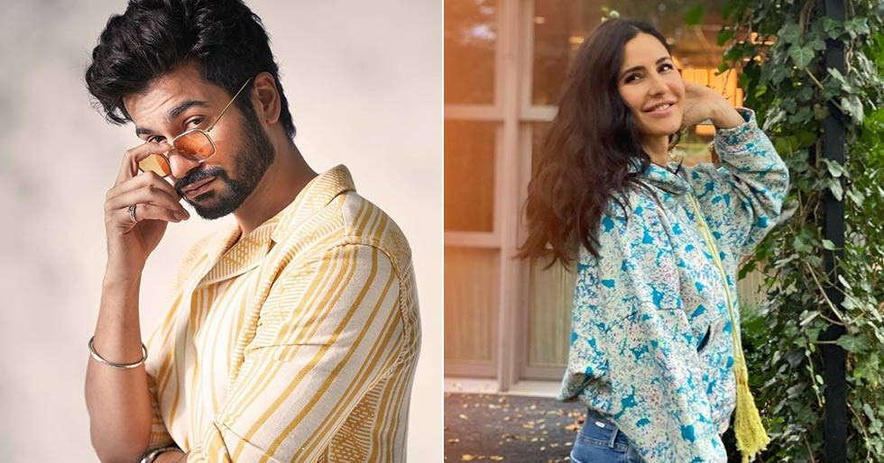 Sunny Kaushal opens up about meeting Katrina Kaif