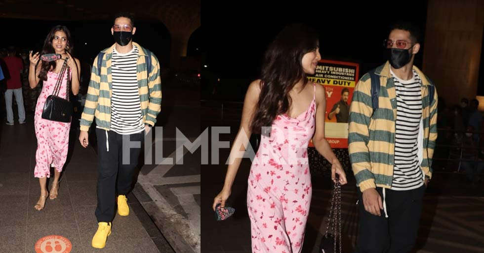 Fresh pictures from Karan Boolani and Rhea Kapoors