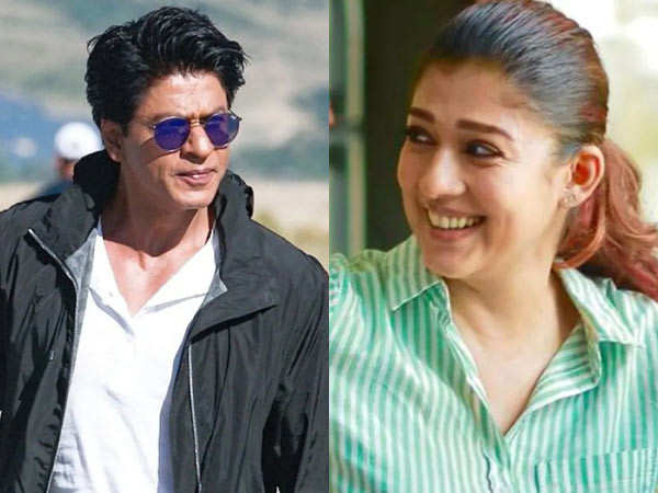 Nayanthara to begin shooting for Shah Rukh Khan's next with Atlee