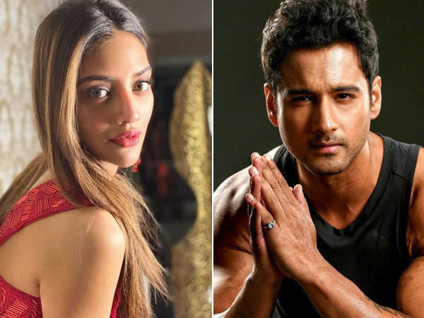 Nusrat Jahan says she is having a great time with Yash Dasgupta
