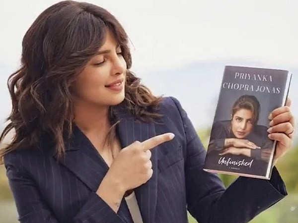 Priyanka Chopra on the audiobook of her memoirs Unfinished