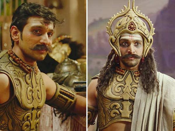 Pratik Gandhi's Raavan Leela trailer sees Raavan in a new light