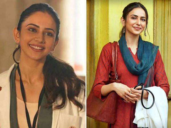Rakul Preet Singh talks about playing a doctor in Doctor G