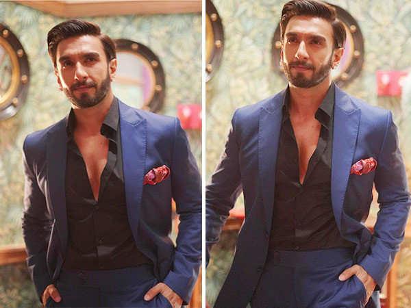 Arjun Kapoor calls Ranveer Singh cleavage King