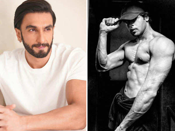 Here's what Ranveer Singh has to say about Abhimanyu Dassani's toned avatar