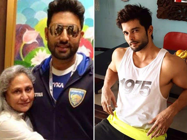 He's your competition, Jaya Bachchan had told Abhishek Bachchan about Raqesh Bapat