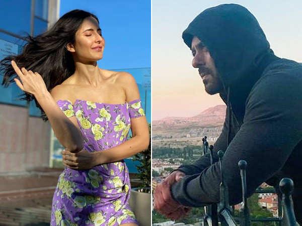Tiger 3: Salman Khan and Katrina Kaif to return to Mumbai on September 25