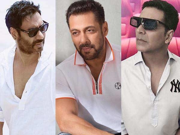 Case filed against Salman Khan, Akshay Kumar, Ajay Devgn and 35 others