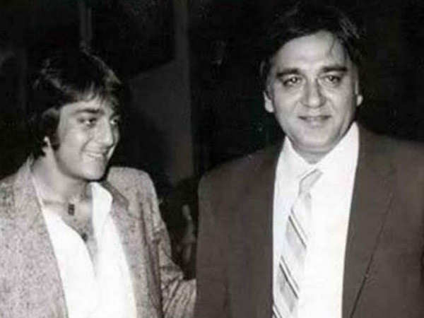 Sanjay Dutt recalls the time he gave his first shot ever for Rocky