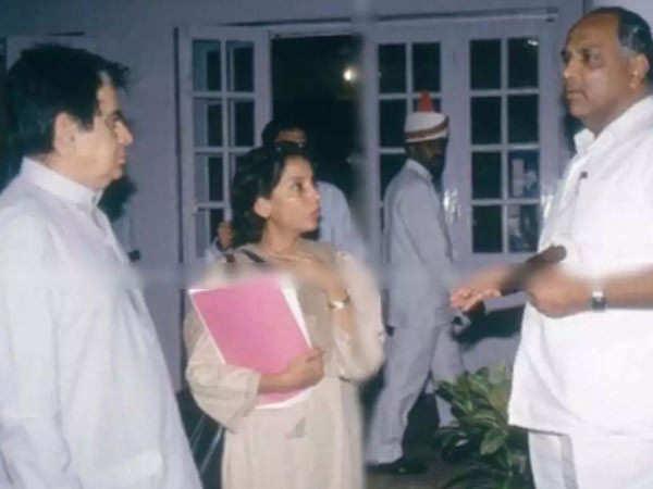 I was his Eklavya: Shabana Azmi pays tribute to the late Dilip Kumar