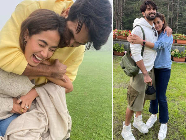 Shahid Kapoor wishes wife Mira Kapoor with a special post