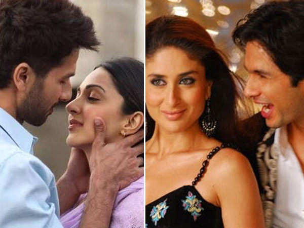 Shahid Kapoor chooses Kabir Singh over Jab We Met, praises Hrithik Roshan