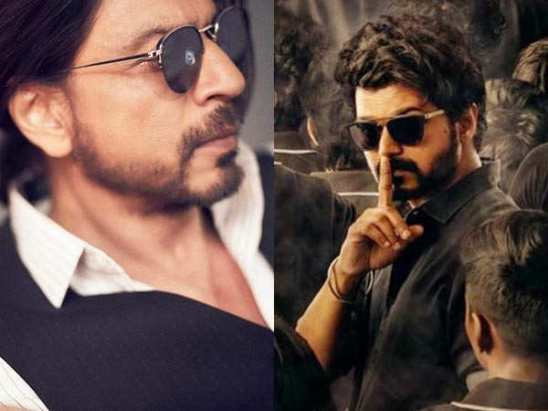 Shah Rukh Khan and Thalapathy Vijay are coming together in a film