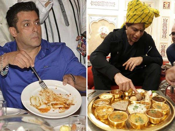 Farah Khan reveals Salman Khan and Shah Rukh Khan's food habits