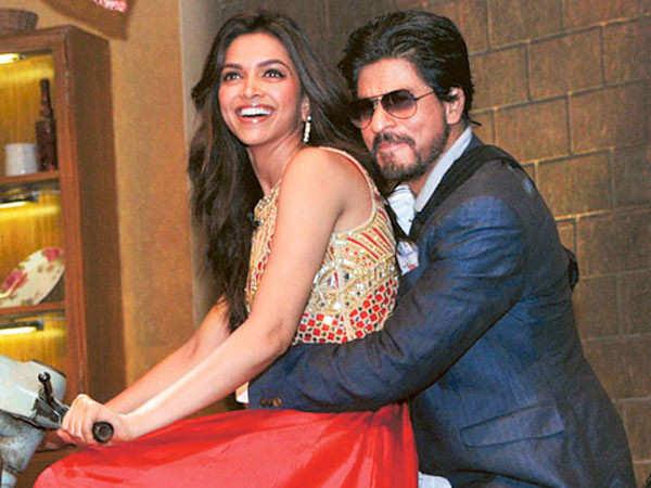 Shah Rukh Khan and Deepika Padukone to head to Mallorca for a song shoot