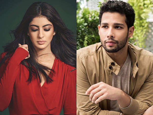 Navya Naveli Nanda and Siddhant Chaturvedi are the new friends in B-town