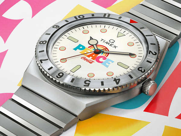 A celebration of inclusivity with the Timex x Coca-Cola 1971 Unity Collection