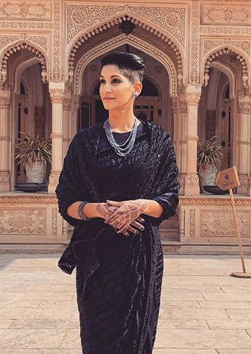 Maya Sarao (Aarya)