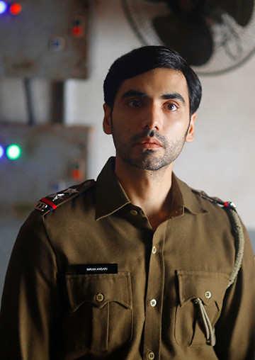 Ishwak Singh (Paatal Lok)