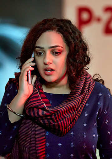 Nithya Menen (Breathe Into The Shadows)