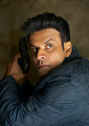 Manoj Bajpayee (The Family Man)