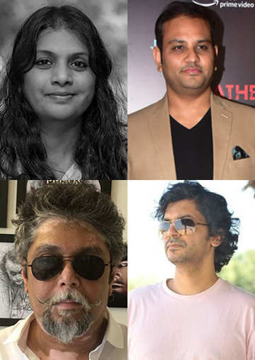 Mayank Sharma, Vikram Tuli, Bhavani Iyer and Arshad Sayed (Breathe Into The Shadows)
