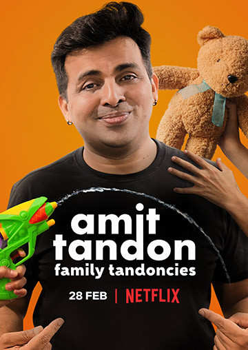 Amit Tandon: Family Tandoncies