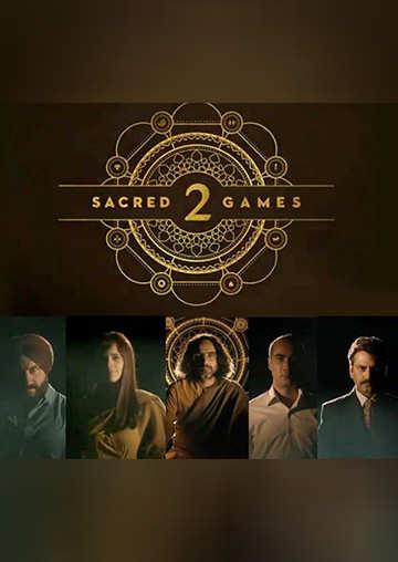 Sylvester Fonseca and Swapnil Sonavane( Sacred Games Season 2 )