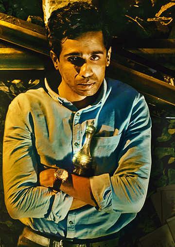 Gulshan Devaiah (Afsos)