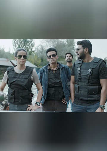 Sumit Arora, Suman Kumar, Raj Nidimoru, Krishna Dk (The Family Man)