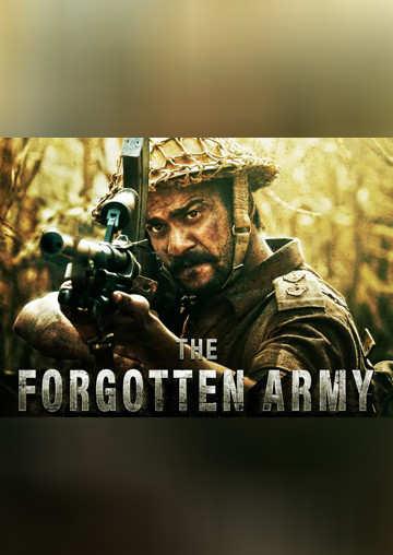 Rajneesh Hedao (The Forgotten Army- Azaadi Ke Liye )