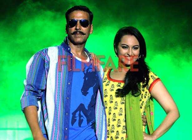 Rowdy Rathore promo launch
