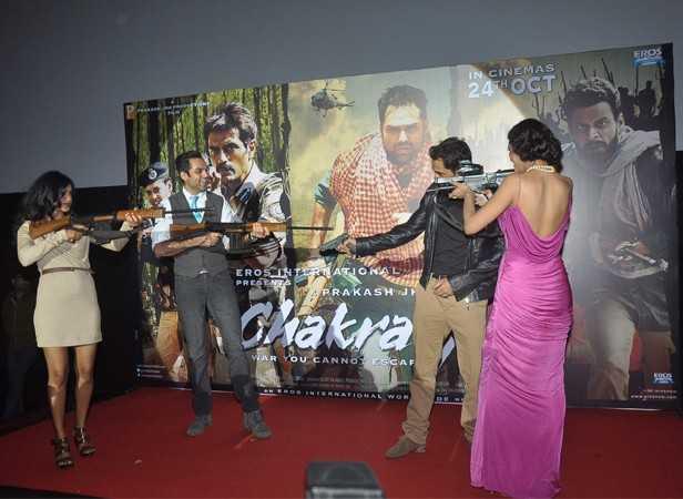 Anjali Patil, Abhay Deol, Arjun Rampal & Esha Gupta