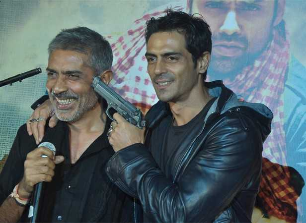 Prakash Jha & Arjun Rampal