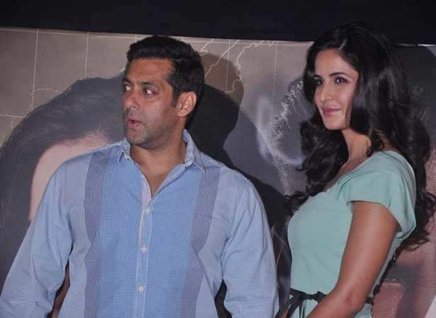 Salman Khan & Katrina Kaif
