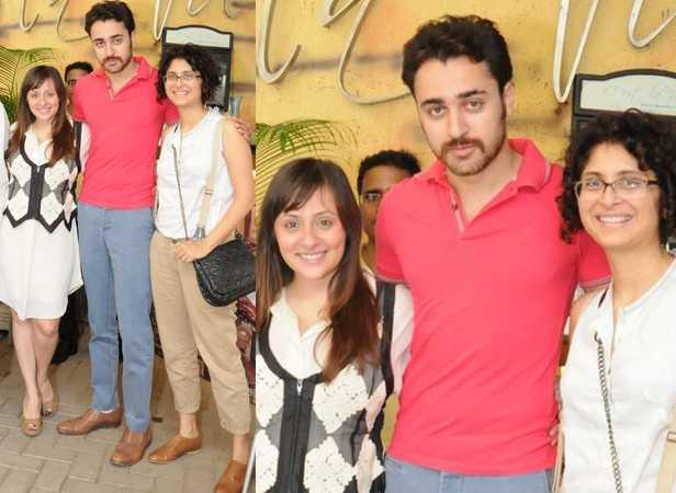 Avantika Malik, Imran Khan, Kiran Rao