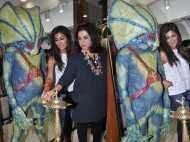 Farah Khan, Chitrangda Singh promote Joker at a store launch