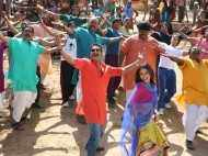 Ajay Devgan Grooves The Desi Way