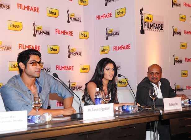 Rana duggabati & Deeksha Sheth