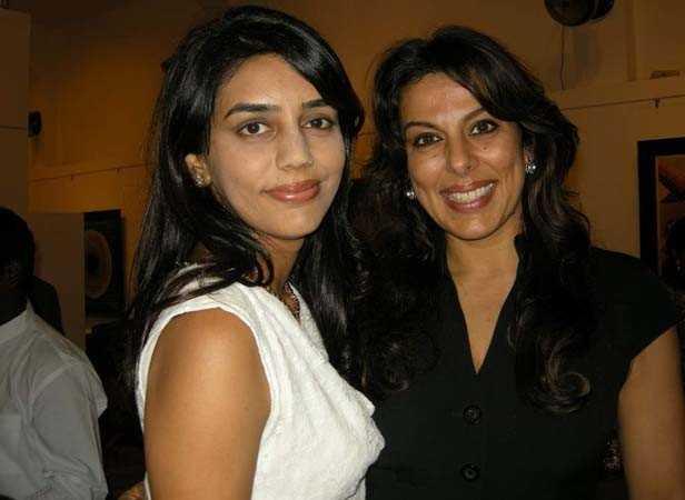 Apeksha Chopra and Pooja Bedi